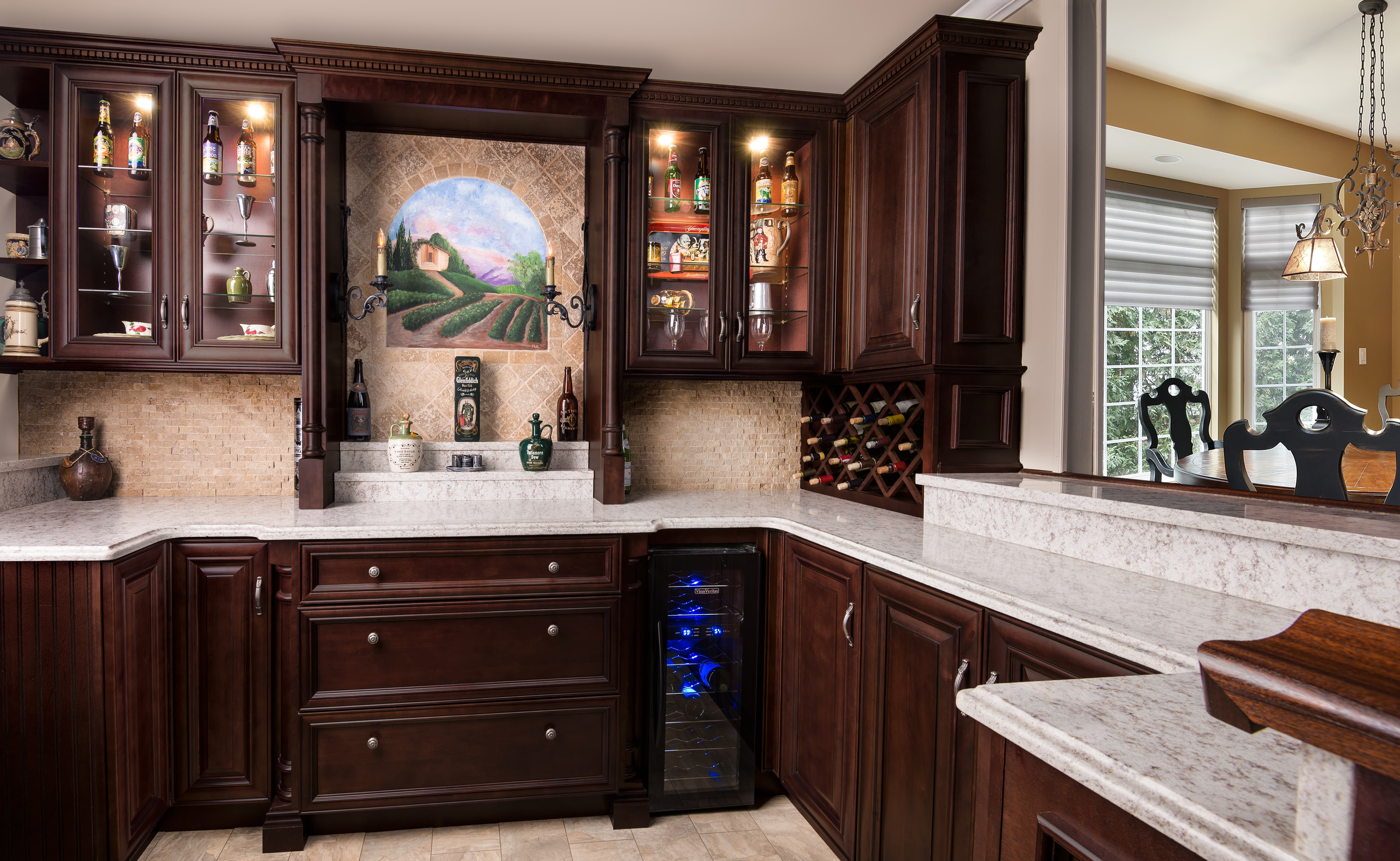 Creating the ideal kitchen and bathroom on a budget for Bathroom cabinets jamaica