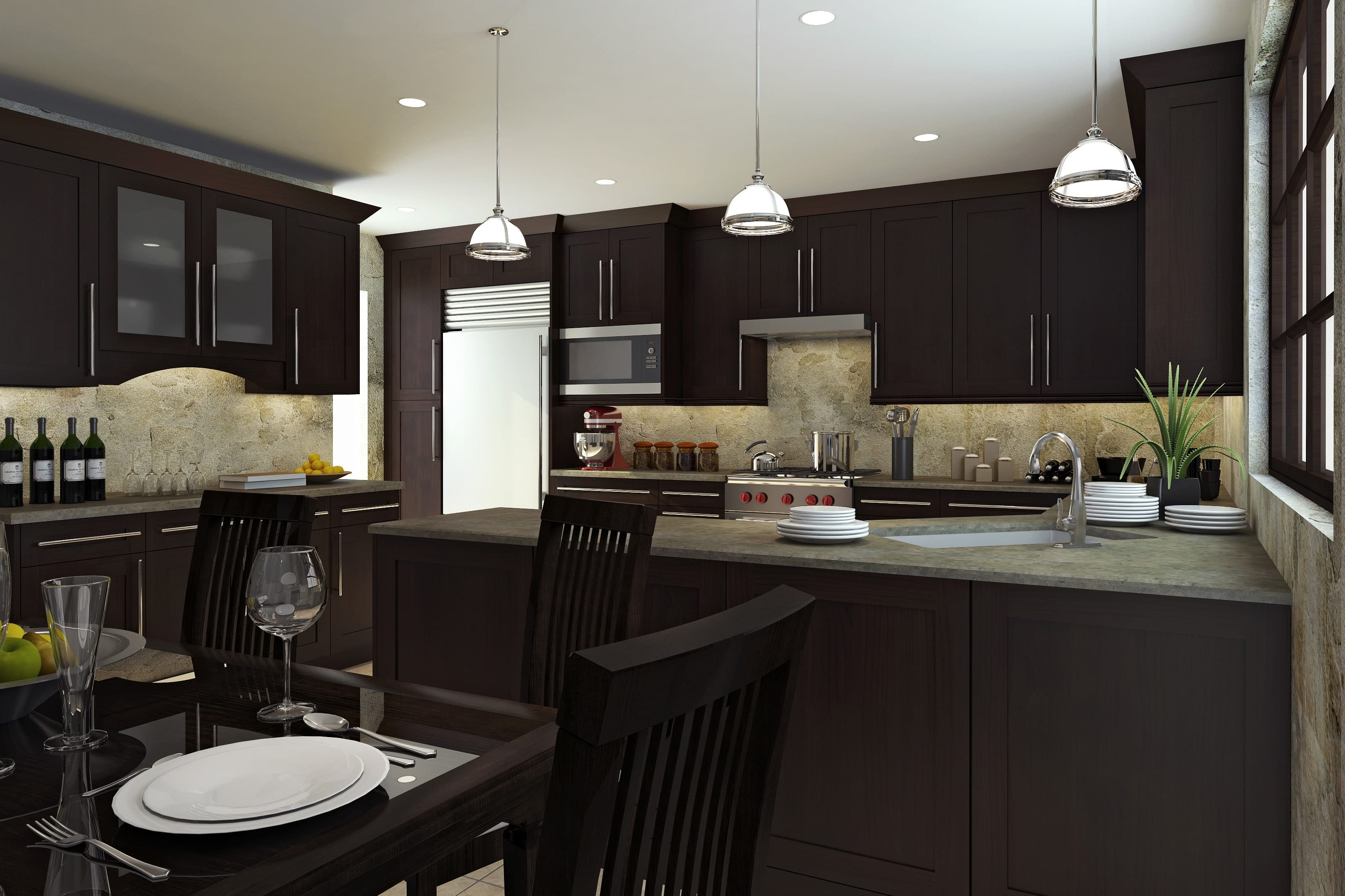 Creating The Ideal Kitchen And Bathroom On A Budget