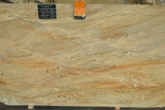 Imperial Gold granite slab