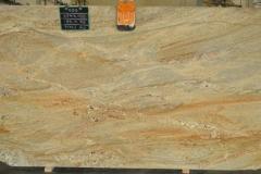 Imperial Gold granite slab