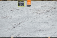 New River White exotic granite
