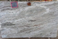 Marble looking Granite slab