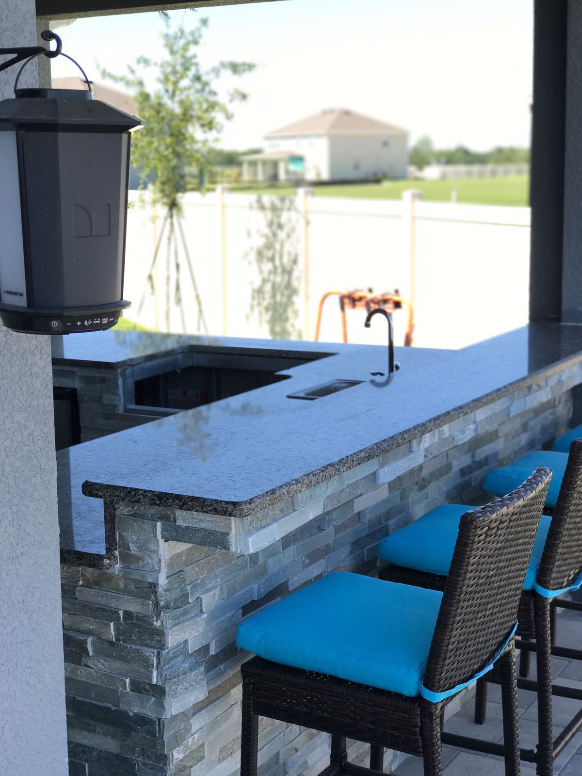 Outdoor Kitchens and Cabinets - Great Prices | Supreme International USA