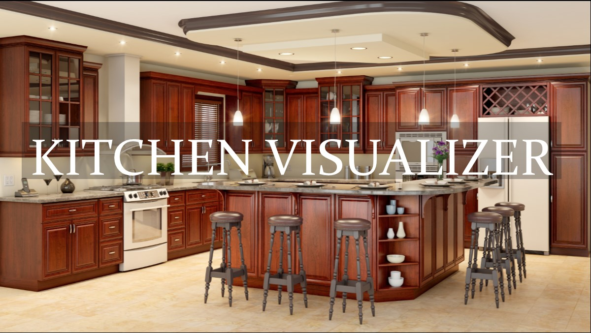 Visualizers Create Your Dream Kitchen Bathroom