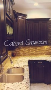 Orlando and Tampa Cabinet Showroom
