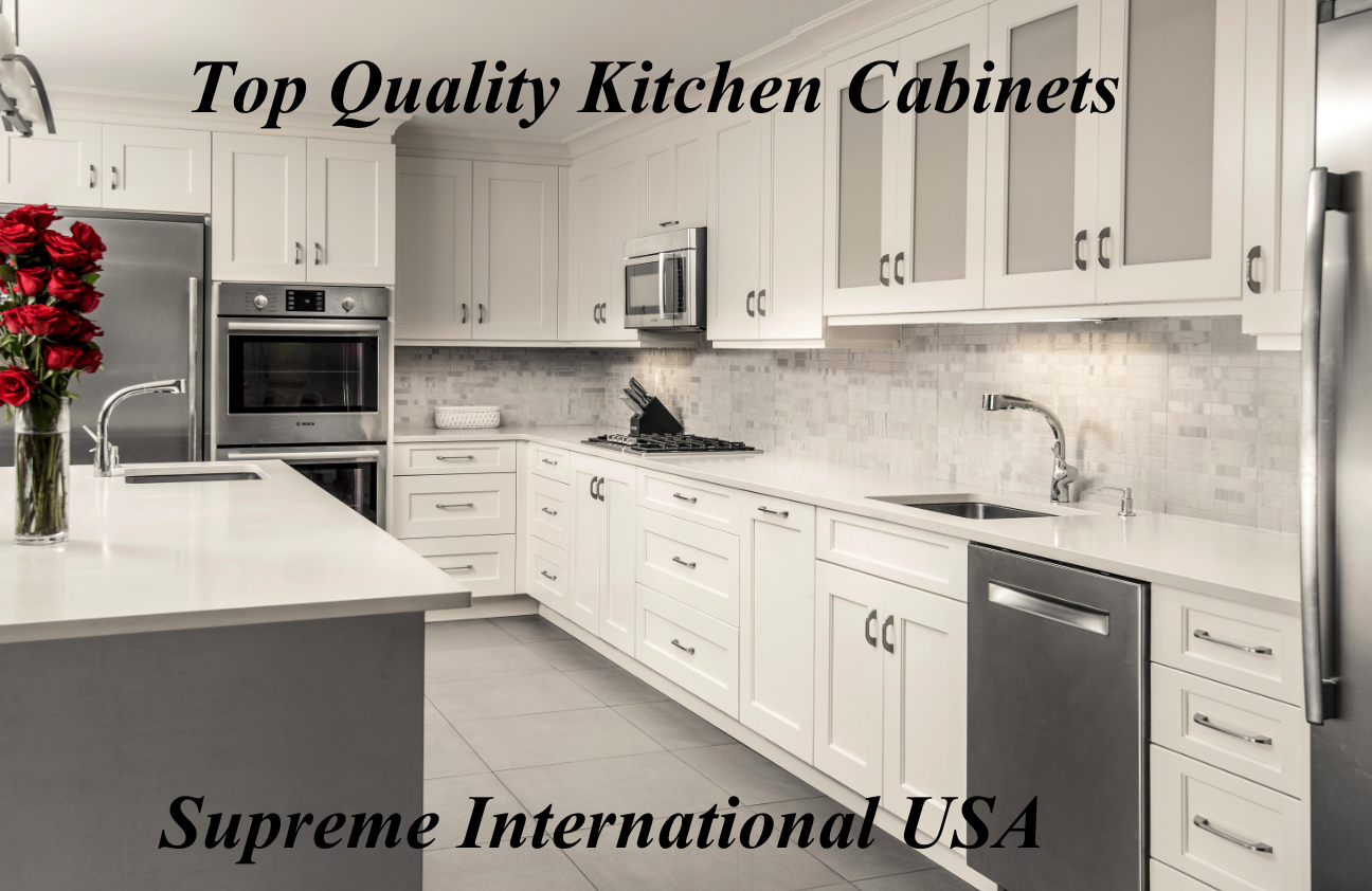 Kitchen Design - Supreme International USA, Kitchen Cabinets