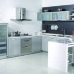 5 types kitchen cabinets