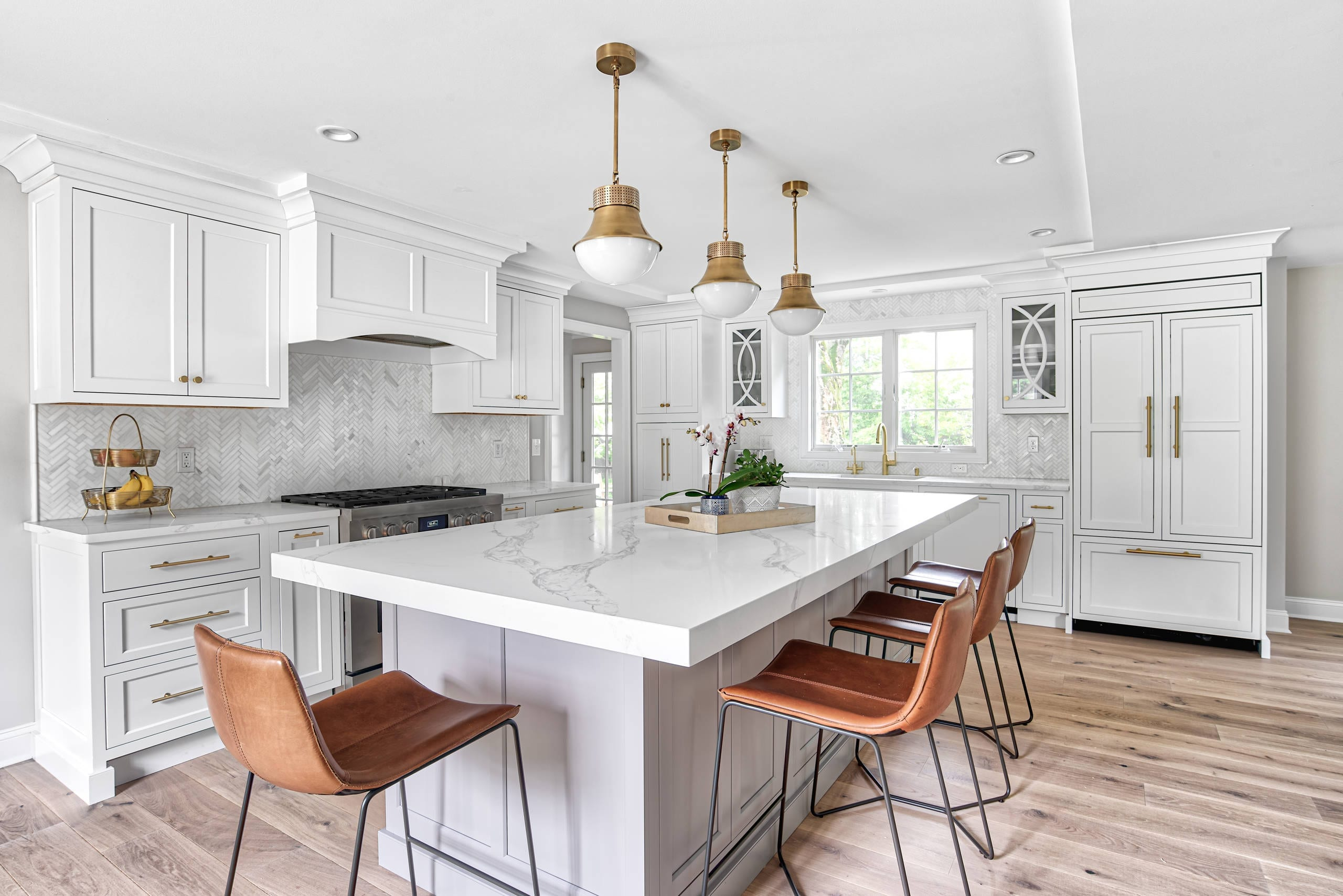Best Five trends to Incorporate in your Kitchen Cabinetry in Tampa, Florida.